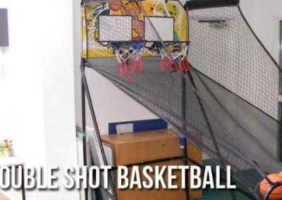 Double Basketball – Competitive Game | UK