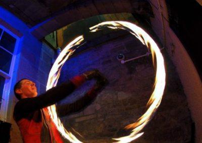 Fire Acts: Edinburgh Performers – Scotland & UK