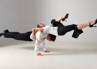 Acrobalance Act: Edinburgh Performers – Scotland & UK