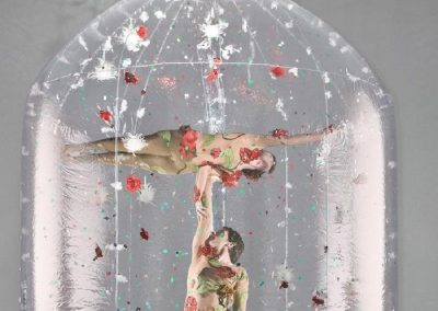 Enchanted Snow Globe – Acrobalance Act | UK