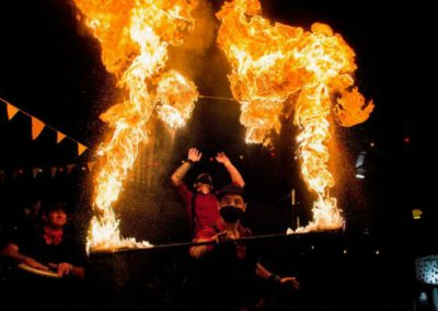 Energy – Fire Performers | UK