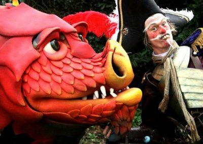 Epico – Dragon Puppet   UK
