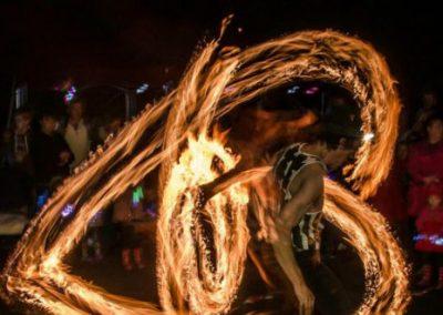 Fire Performer: Eric – Scotland & UK