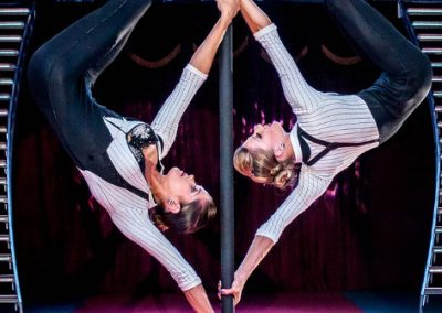 Acrobatic Duo, Ukraine & Europe: Essence