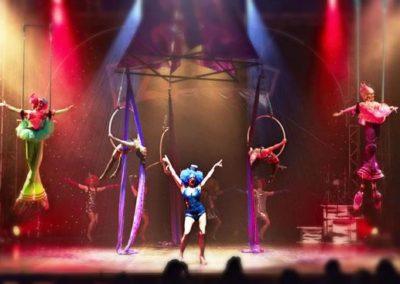 Ezmeralda's Circus – Production | UK & International