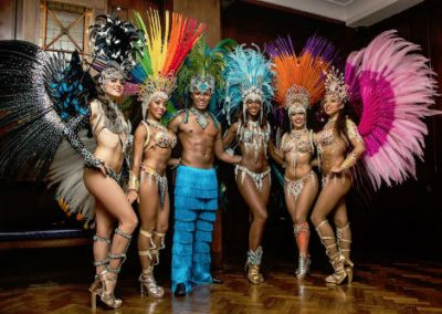 Brazilian: Fantasy Dancers | UK