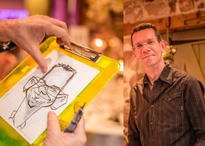 John – Caricaturist and Digital Caricaturist | UK