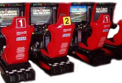 Ferrari 4 Player – Arcade Game | UK
