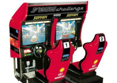 Ferrari – Arcade Game   UK