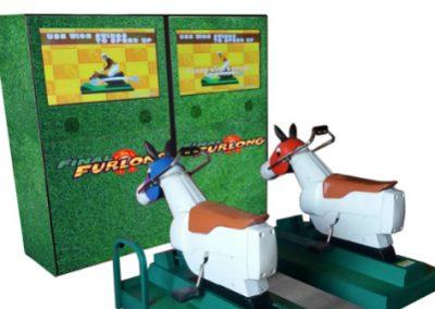 Final Furlong – Arcade Game   UK