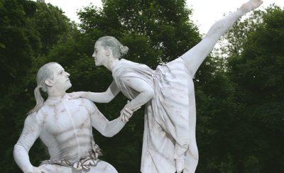 Flair – Acrobat & Human Statue Duo | UK