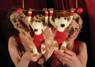 Flights of Fondant Fancy – Puppet Show   UK