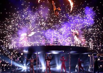 Four Elements – Circus Show | UK & International