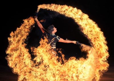 Fury – Fire Show | UK