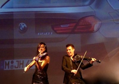 FUSE | Famous Electric Violin Duo | UK