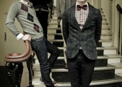 Geek Chic – Modern Barbershop Quartet | London| UK