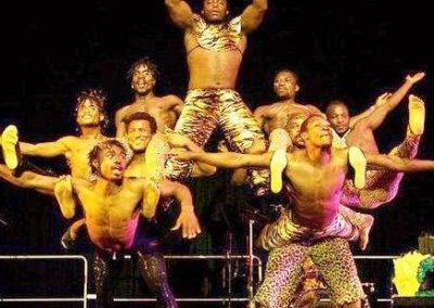 Ghana Flying Stars – Circus Show | Germany