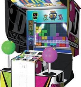 Giant Tetris – Arcade Game | UK