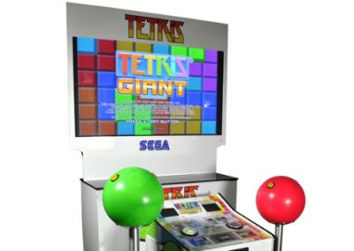 Giant Tetris – Arcade Game   UK