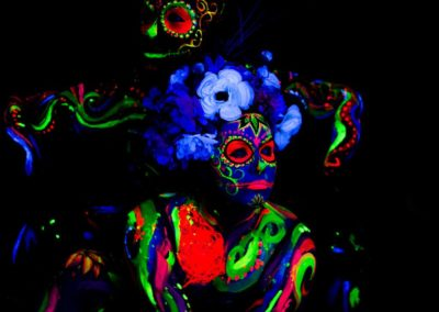 Go Beyond Glow – Contemporary UV Dance | UK