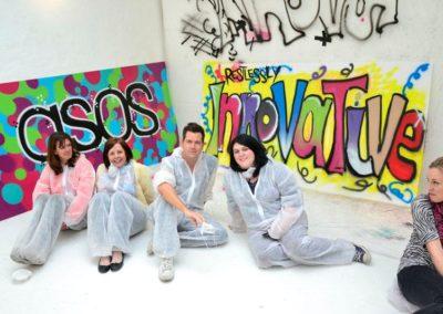 Graffiti Workshops | UK
