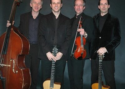 Gypsy Swing Band – Swing, Jazz & Gypsy Folk   UK