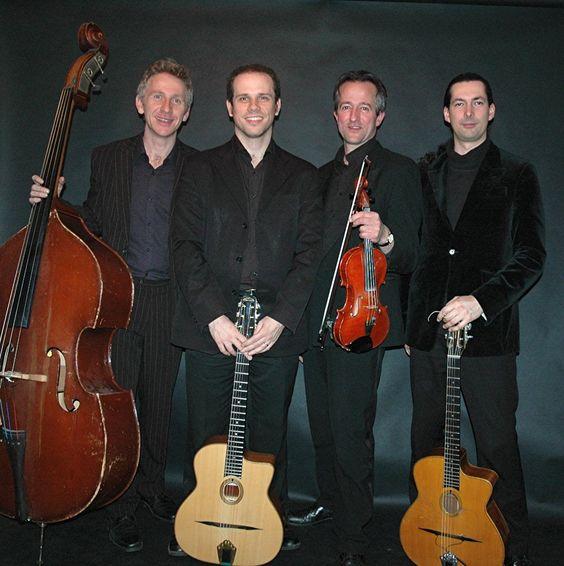 booking agent Gypsy Swing Band – Swing, Jazz & Gypsy Folk