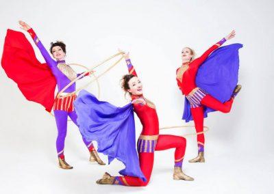 La La Hoopers – Hula Hoop Show   UK