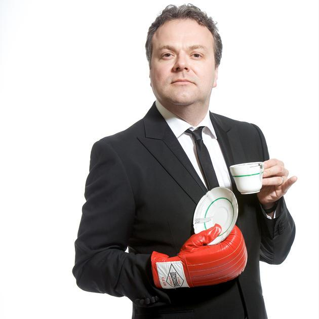 Booking agent for Hal Cruttenden