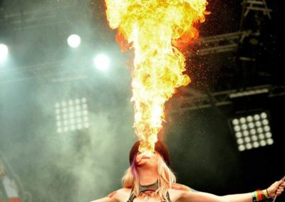 Hayley – Fire Performer | UK