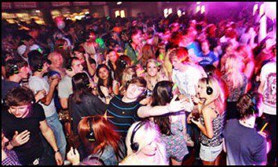 Headphone Disco – Silent Disco | UK