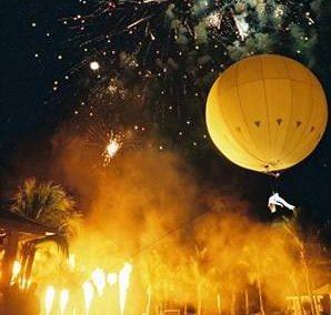 Heliosphere – Aerial Balloon Show | UK