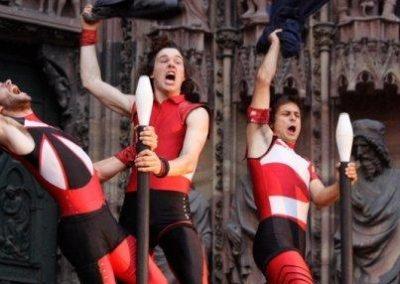 Herman 6 – Juggling & Trampoline Show | Belgium