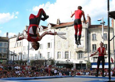 Juggling & Trampoline Show, Belgium: Herman 6