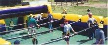 Human Table Football – Competitive Game | UK