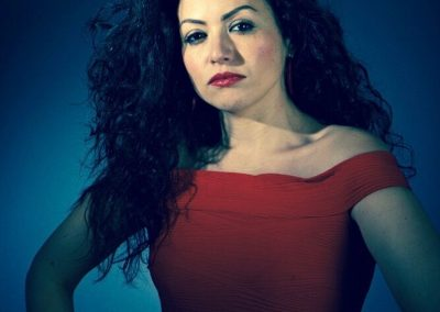 Christina – Singer & Pianist | London | UK