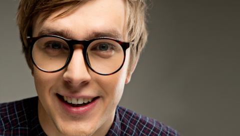 Booking agent for Iain Stirling