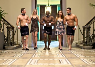 In The Buff – Promotional Butlers | UK