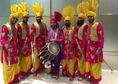 Punjabi Dance Troupe – Bhangra Dancers | UK
