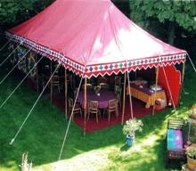 Indian Marquees and Indian Tents | UK