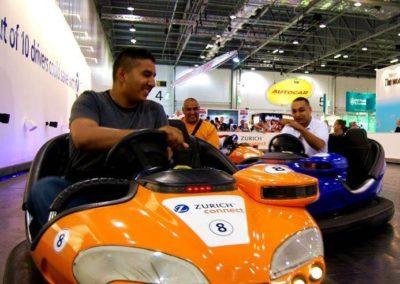 Indoor Dodgems – Fairground Rides |Kent| South East| UK