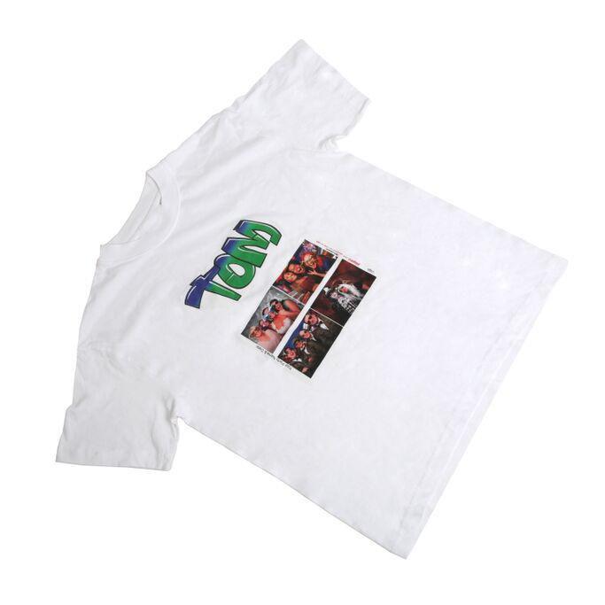 Booking agent for instant digital t shirt printing for Digital printed t shirts