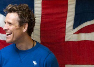 James Cracknell – After Dinner Speaker & Keynote Speaker – Sport | UK