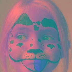Jane – Face Painter | UK