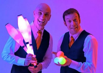 Jason & Anton – Juggling Duo | UK
