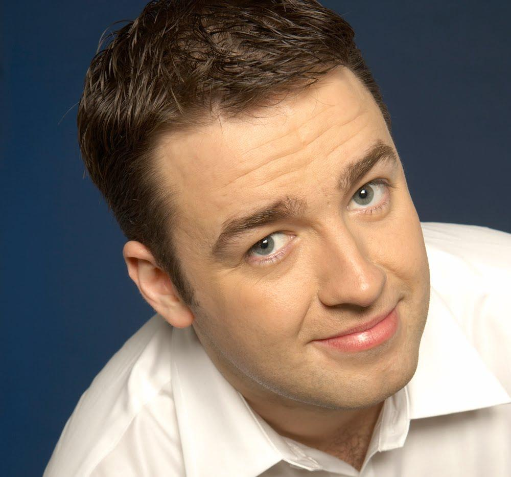 Booking agent for Jason Manford