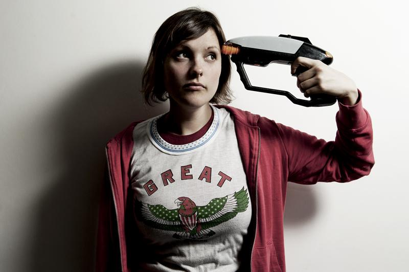 Booking agent for josie long