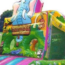Jungle Run – Bouncy Castles & Soft Play | UK