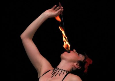 Karine – Fire Performer | UK