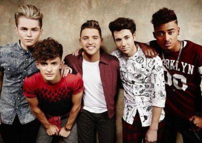 Kingsland Road – 2013 X Factor Boy Band   UK